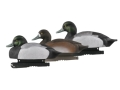 GHG Life-Size Weighted Keel Blue Bill Duck Decoys Pack of 12