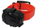 D.T. Systems Add-On Dog Training Collar for Micro-IDT Plus Orange