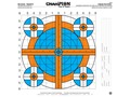 "Product detail of Champion Re-Stick 100 Yard Rifle Sight-In Self-Adhesive Target 16"" x 16"" Paper Pack of 25"
