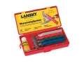 Lansky Universal Knife Sharpening System with Medium Serrated, Coarse, Medium and Fine Hones