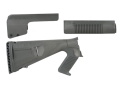 Mesa Tactical Urbino Tactical Stock with Adjustable Cheek Rest and Forend Benelli M4 12 Gauge Synthetic OD Green