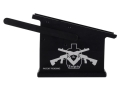 R&R Targets Straight Insert Magazine Well Conversion Saiga 12 Gauge Aluminum Black