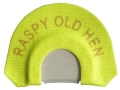 H.S. Strut Premium Flex Raspy Old Hen Diaphragm Turkey Call