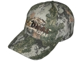 Natural Gear 6 Panel Cap Cotton Natural Gear SC2 Camo