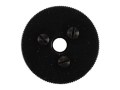 Product detail of Merit #3 Adjustable Target Aperture 11/16&quot; Diameter Long Shank (11/32&quot; Long) 10-32 Thread fits Marble&#39;s Sights Black