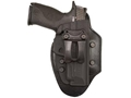 "Comp-Tac Infidel Ultra Max Inside the Waistband Holster with Infidel Belt Clip 1-1/2"" S&W M&P Shield Kydex Black"