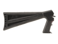 Product detail of John Masen Full Length Pistol Grip Shotgun Stock Winchester 1200, 1400 Synthetic Black