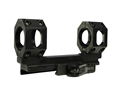 "American Defense Scout-S Quick-Release Scope Mount Picatinny-Style with 1"" Rings AR-15 Flat-Top Matte"