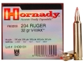 Product detail of Hornady Varmint Express Ammunition 204 Ruger 32 Grain V-Max