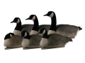 GHG Pro-Grade Life-Size Weighted Keel Canada Goose Decoys Harvester Pack of 6