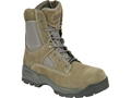"5.11 ATAC Sage 8"" Composite Safety Toe Tactical Boots Leather Sage Green Men's"