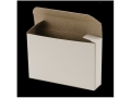 "BPI ""Factory Style"" Shotshell Box 12 Gauge 3-1/2"" 5-Round White Pack of 10"