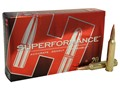 Hornady SUPERFORMANCE Ammunition 7mm Remington Magnum 162 Grain SST Box of 20