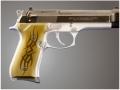 Hogue Extreme Series Grip Beretta 92F, 92FS, 92SB, 96, M9 Tribal Aluminum