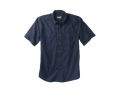 Woolrich Elite Lightweight Operator Shirt Short Sleeve Cotton