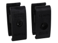 Mako Magazine Coupler 9mm Luger UZI Polymer Black