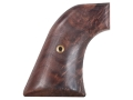 Hogue Cowboy Grips Ruger New  XR3 Blackhawk, Vaquero Walnut