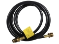 Mr. Heater Liquid Propane Hose Assembly for Buddy Portable Heaters 12&#39;