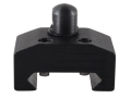 "Product detail of ERGO Picatinny Rail Slide Mount Sling Swivel Stud 3/4"" Long Aluminum Matte"