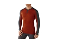 Smartwool Men's NTS Micro 150 Henley Base Layer Shirt Long Sleeve Merino Wool