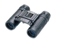 Product detail of Bushnell Powerview Binocular 8x 21mm Compact Roof Prism Rubber Armored Black