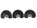 Flextone Michael Waddell Series Entourage Diaphragm Turkey Call Pack of 3