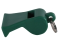Remington Pea-Less Dog Whistle Polymer Green