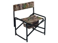 Ameristep Archer's Chair Aluminum Frame Nylon Seat and Back Realtree APG Camo