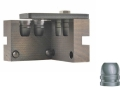 RCBS 2-Cavity Cowboy Bullet Mold 45-230-CM 45 Caliber (452-454 Diameter) 230 Grain Flat Nose