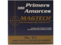 Product detail of Magtech Large Pistol Primers #2-1/2
