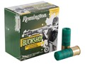 "Remington Express Ammunition 12 Gauge 2-3/4"" 00 Buckshot 9 Pellets Box of 5"