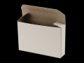 "Product detail of BPI ""Factory Style"" Shotshell Box 12 Gauge 2-3/4"" 5-Round White Package of 10"