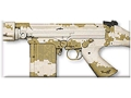 Product detail of Lauer DuraCoat EasyWay Camo Stencil Kit Only Desert MirageFlage