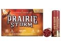 "Federal Premium Prairie Storm Ammunition 12 Gauge 3"" 1-1/4 oz #6 Plated Shot Box of 25"