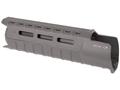 Magpul Handguard MOE SL AR-15 Carbine Length Polymer Stealth Gray