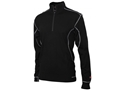Core4Element Men's Merino 190 Lightweight 1/4 Zip Base Layer Shirt Long Sleeve Merino Wool