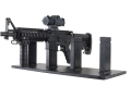 Product detail of Plastix Plus AR-15 4-Gun Display Stand Plastic Black