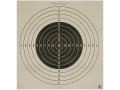 NRA Official International High Power Rifle Target C-2 200 Yard Paper Package of 100