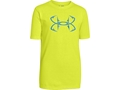Under Armour Youth Fish Hook Short Sleeve T-Shirt Charged Cotton