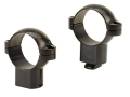 "Leupold 1"" Standard Rings Gloss Super-High"