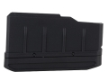 Product detail of Weatherby Detachable Magazine Weatherby Vanguard, Howa 1500 30-06 Springfield 270 Winchester 25-06 Remington 3-Round Polymer