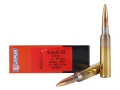 Lapua Scenar Ammunition 6.5x55mm Swedish Mauser 108 Grain Hollow Point Boat Tail Box of 20