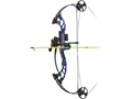 PSE Mudd Dawg Bowfishing Bow Package with AMS Retriever Reel 30-40 lb Right Hand DK'd Camo