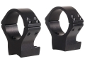 Talley Lightweight 2-Piece Scope Mounts with Integral 30mm Rings Browning X-Bolt Matte Medium
