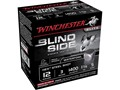 "Winchester Blind Side Ammunition 12 Gauge 3"" 1-3/8 oz #5 Non-Toxic Steel Shot Box of 25"