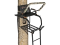 Big Game The Odyssey Single Ladder Treestand Steel Black