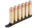 Tuff Products Quickstrip 475, 480, 500 S&amp;W 6 Round Polymer Package of 2 Black