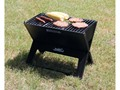 Texsport Hide-A-Way Collapsible Charcoal Grill