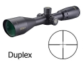 BSA Catseye Rifle Scope 3-12x 44mm Side Focus Duplex Reticle Matte