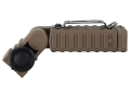 Streamlight Sidewinder Flashlight White, Red, Blue and Infrared LEDs  Polymer Coyote Tan